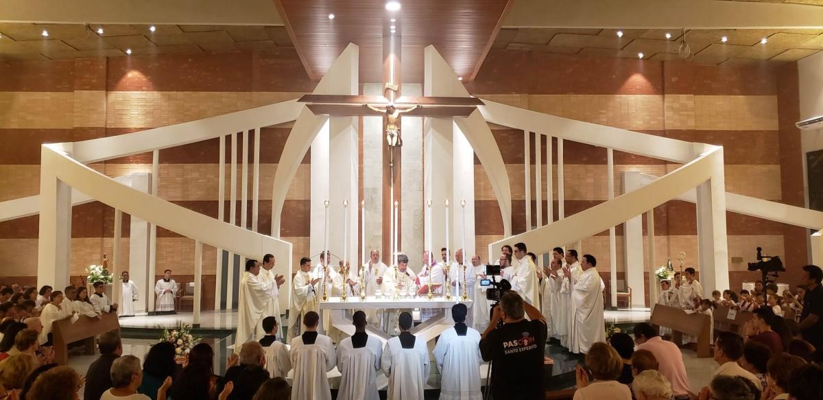 Igreja Menino Jesus de Praga | Presidente PrudenteSP
