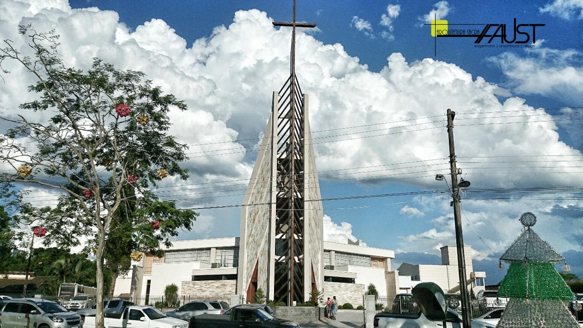 Igreja Santa Teresinha | TimboSC