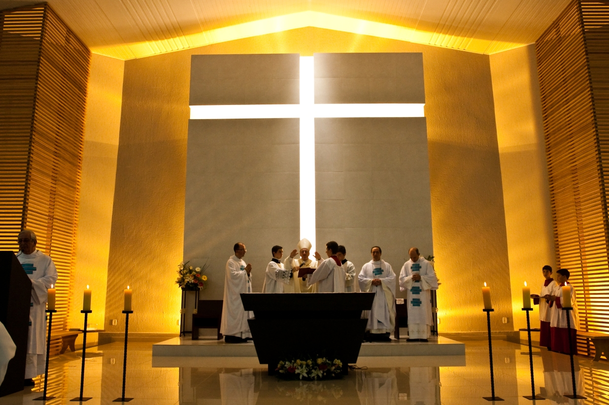 Igreja Santa Cruz | São JoséSC
