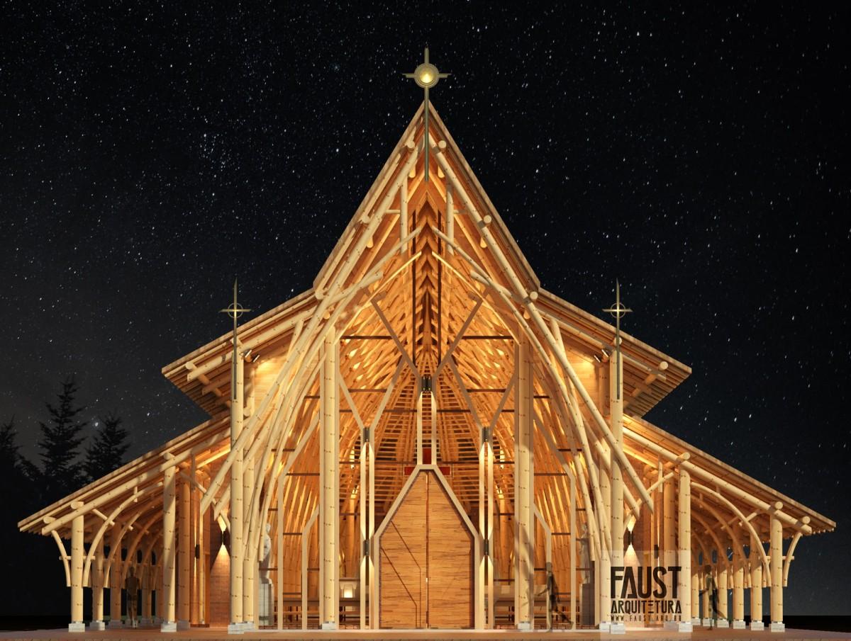 Igreja Santa Clara de Assis | UbatubaSP
