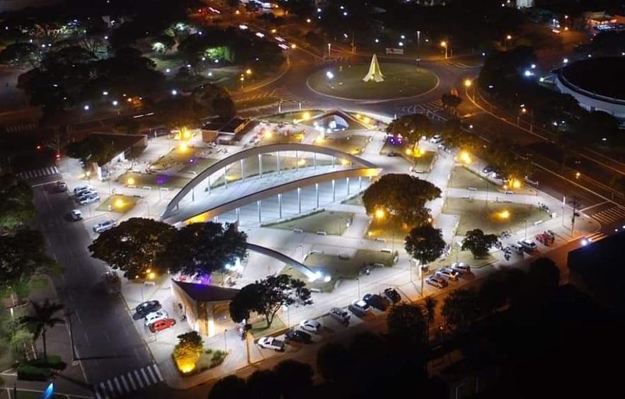 Praça Brasil | Nova AndradinaMS