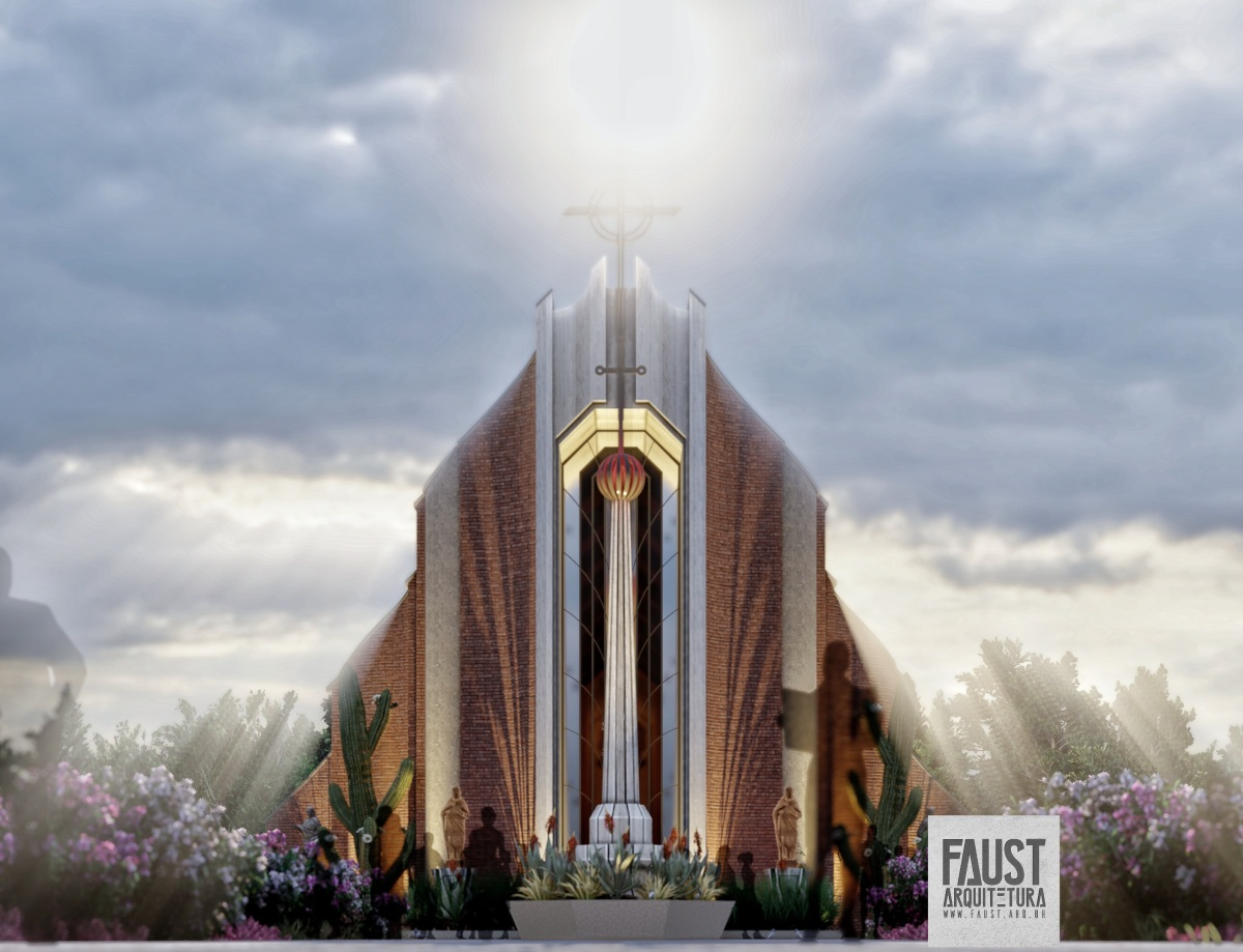 Iglesia Inmaculado Corazón de Maria | Monterrey NLMexico