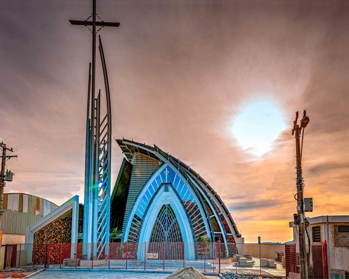 Igreja Nossa Senhora de Lourdes | Alphaville BarueriSP